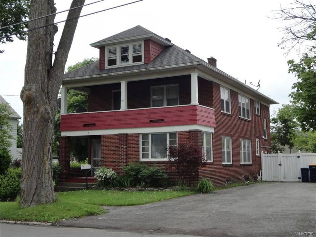 9 South New York Street, Lockport City, NY 14094