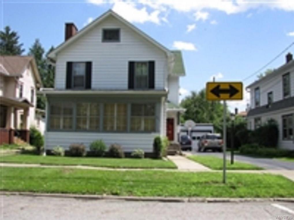 206 North 4th Street, Olean City, NY 14760