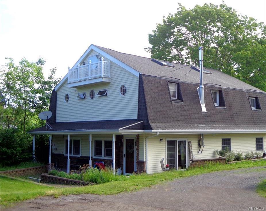 16 Old Glenwood Road, Aurora, NY 14170
