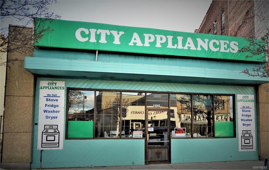 1125 Broadway Street, Buffalo, NY 14212
