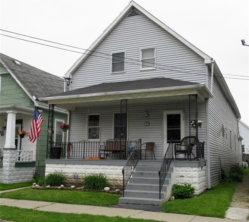 64 Pulaski Street, Buffalo, NY 14206