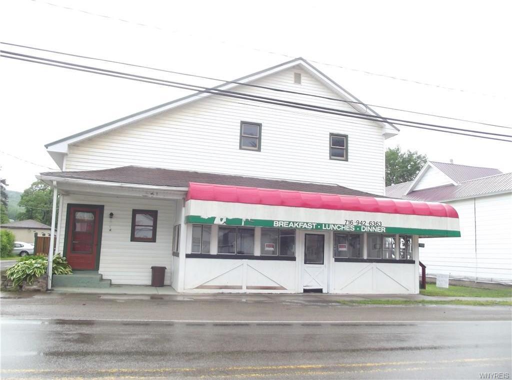 9349 Route 240 Road, Ashford, NY 14171