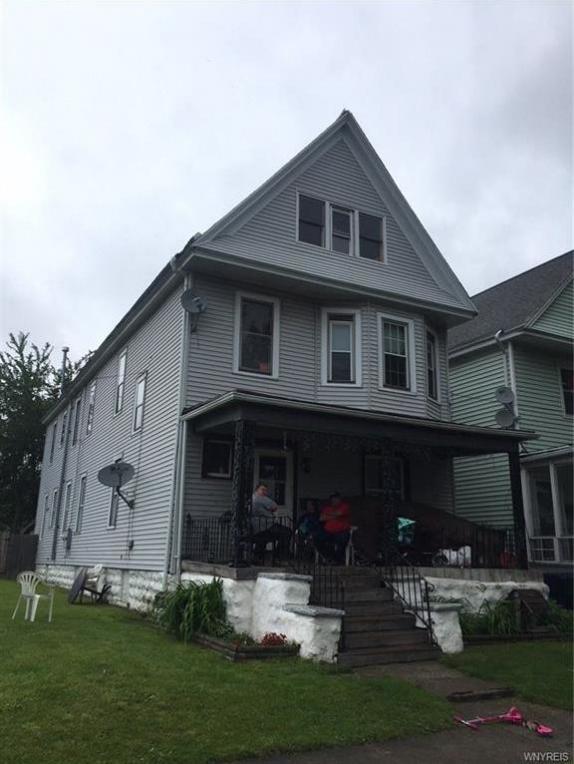 206 & 208 O'connell Avenue, Buffalo, NY 14210