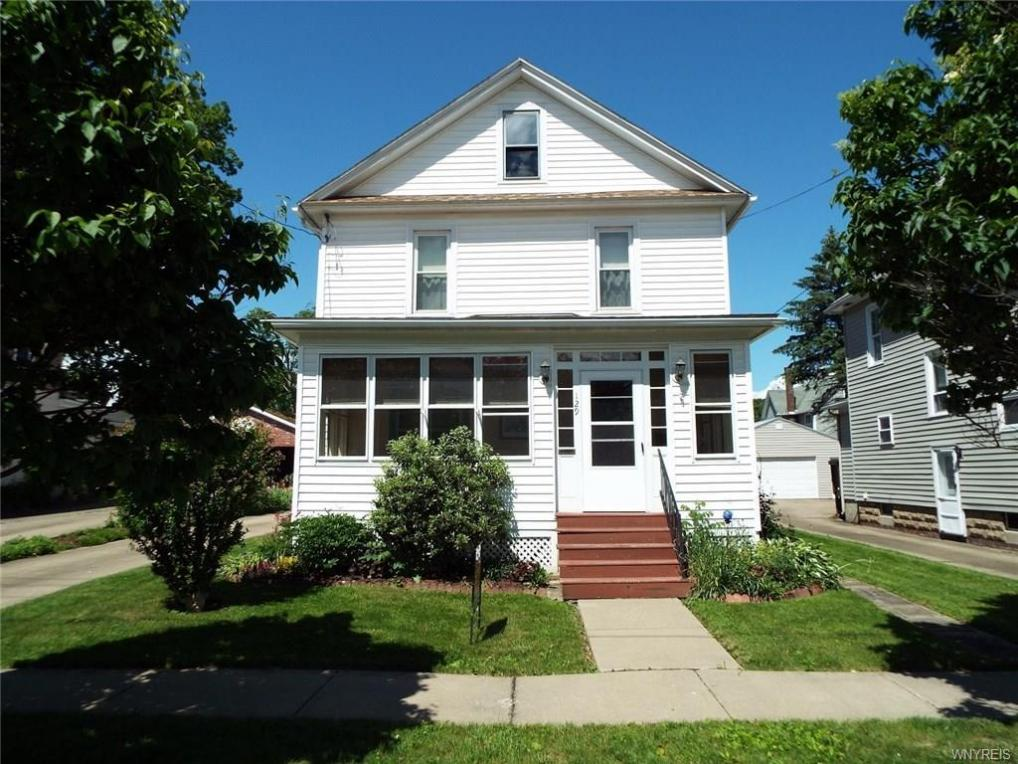 129 North 14th Street, Olean City, NY 14760