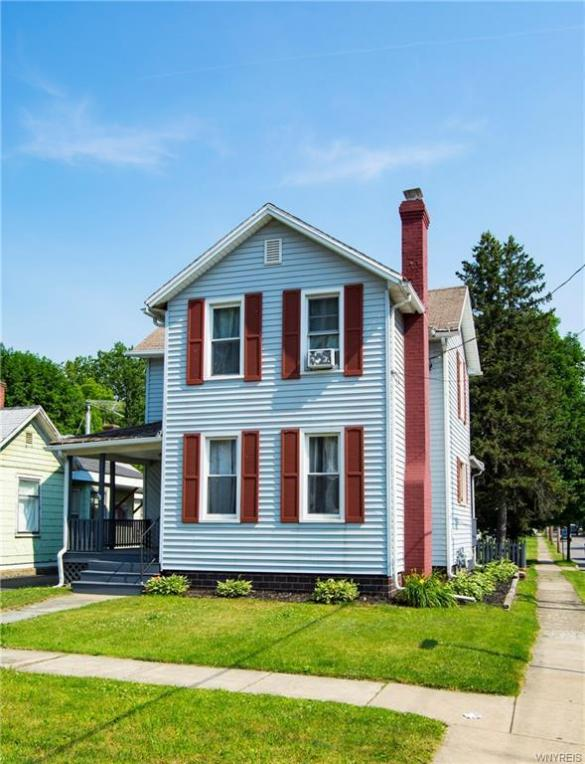 1302 West Sullivan Street, Olean City, NY 14760