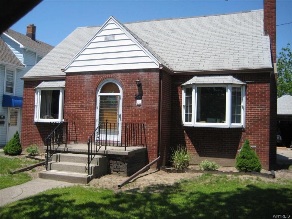 96 Straley Avenue, Cheektowaga, NY 14211