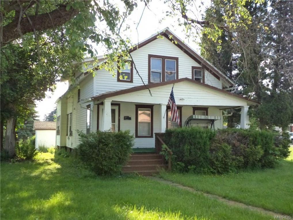 501 Front Street, Olean City, NY 14760