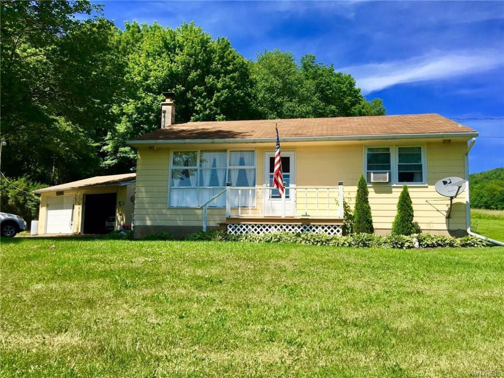 9826 Portville Ceres Road, Genesee, NY 14770