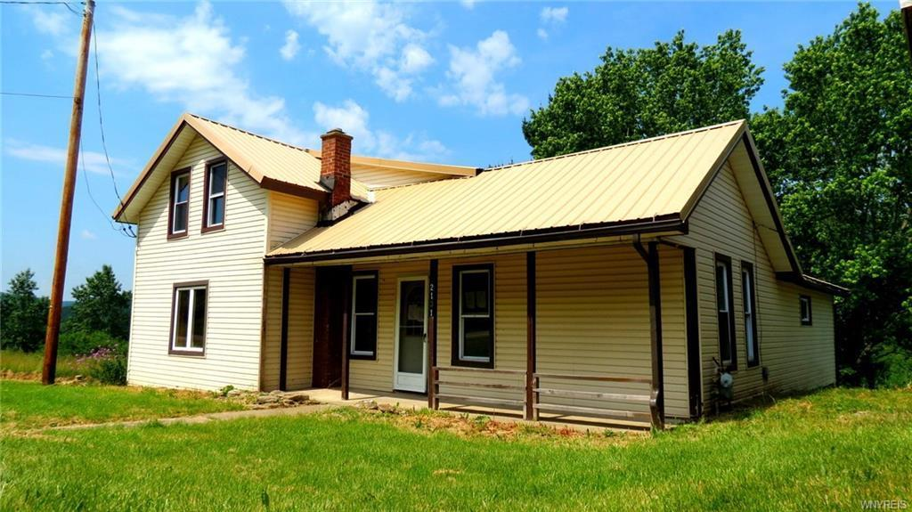 2131 Route 305, Clarksville, NY 14727
