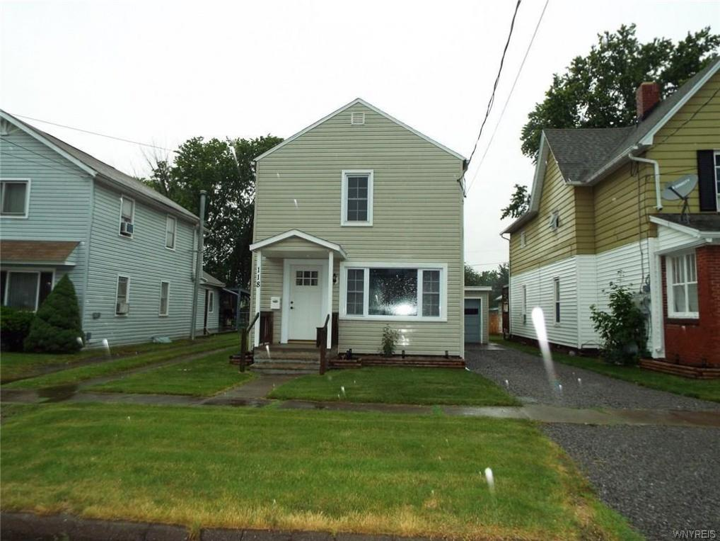 118 West Oak Street, Olean City, NY 14760