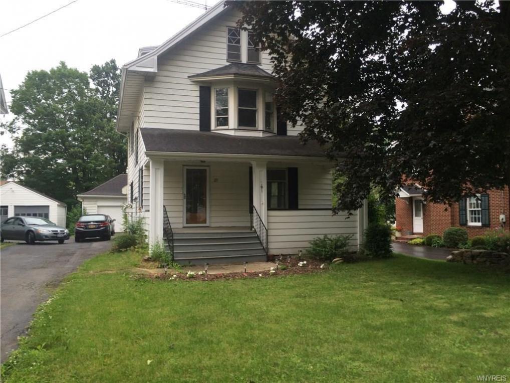 27 Richmond Avenue, Batavia City, NY 14020
