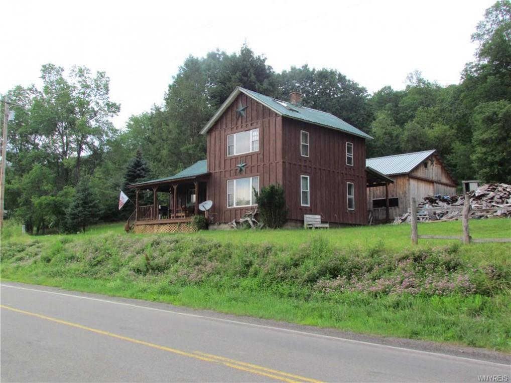 10388 Mosher Hollow Road, New Albion, NY 14719