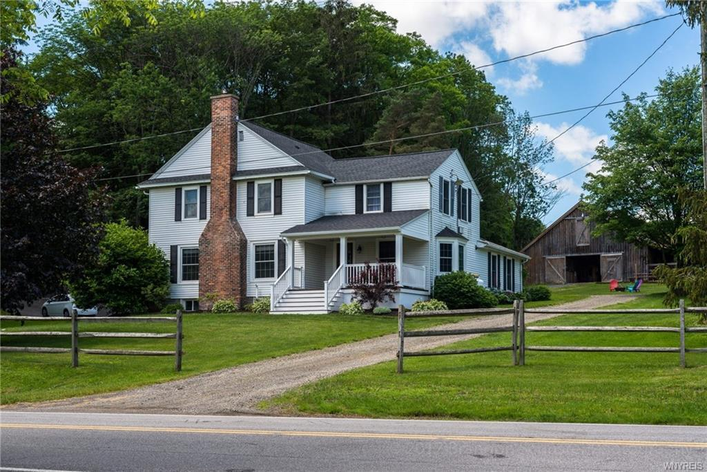 6006 Vermont Hill Road, Wales, NY 14139