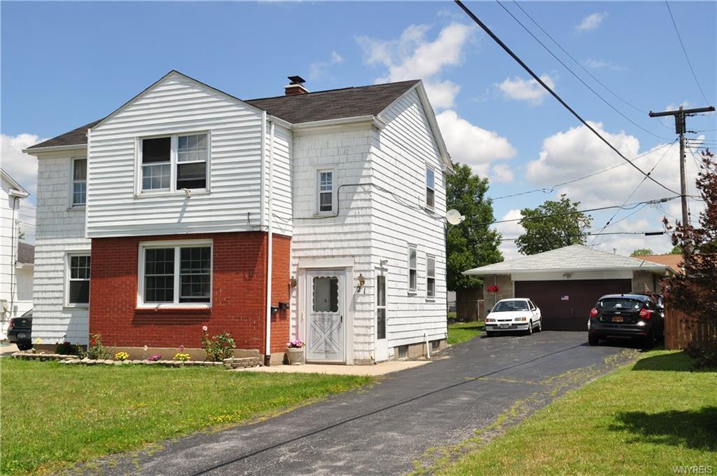 21 Montfort Drive, Cheektowaga, NY 14225