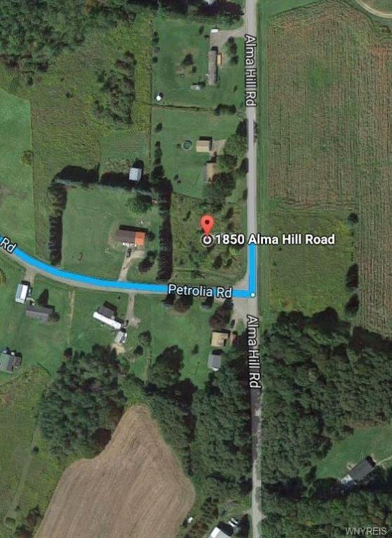 1850 Alma Hill Road, Alma, NY 14895