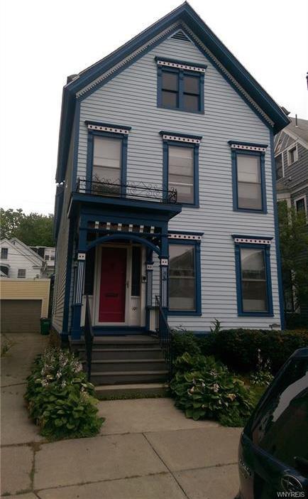 131 Park Street #Lower, Buffalo, NY 14201