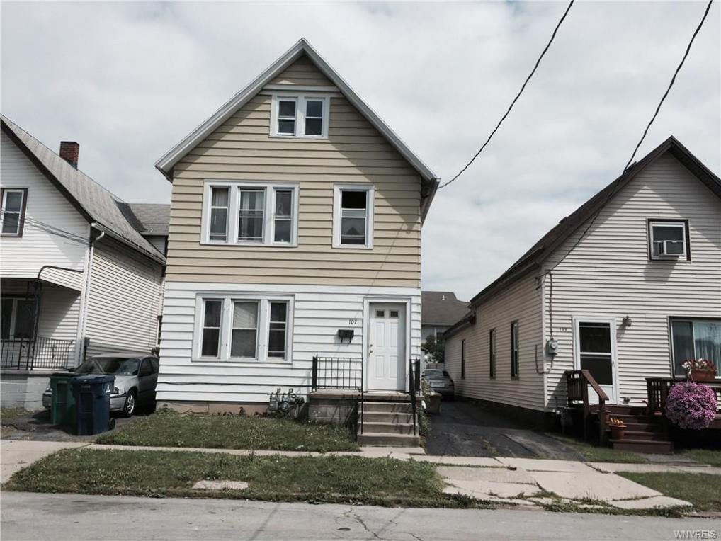 107 Jones Street, Buffalo, NY 14206