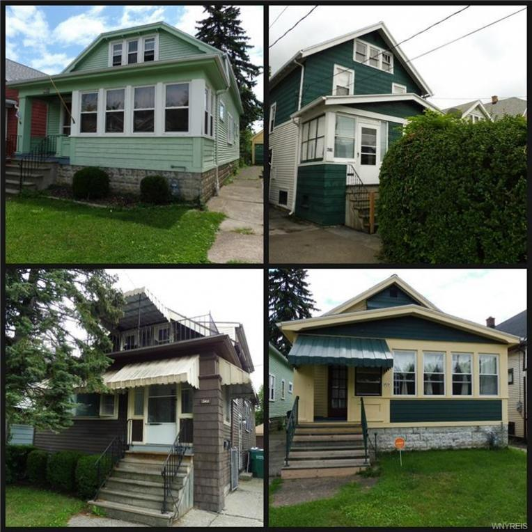 341,342,456,459,461 & 193 Dartmouth & Westminster Avenue, Buffalo, NY 14215
