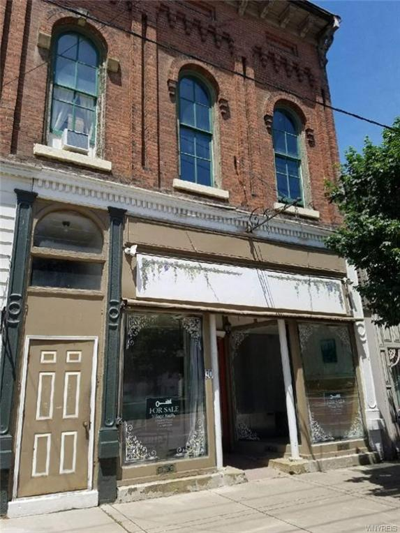 30 Main St N (park Square), Franklinville, NY 14737