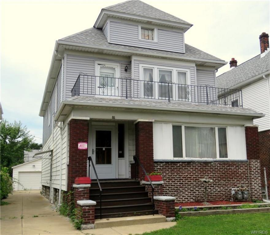 66 Lovering Avenue, Buffalo, NY 14216