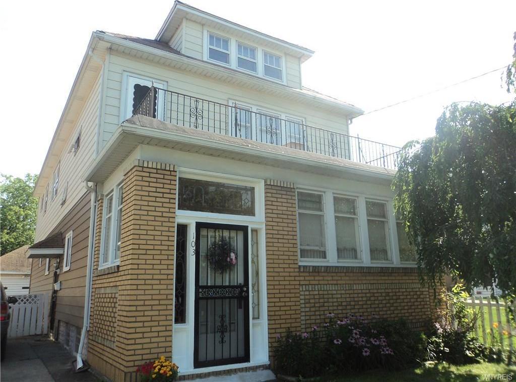 103 Straley Avenue, Cheektowaga, NY 14211