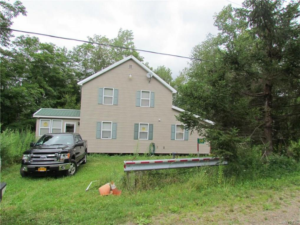 3519 Hilltop Lane North, Franklinville, NY 14737