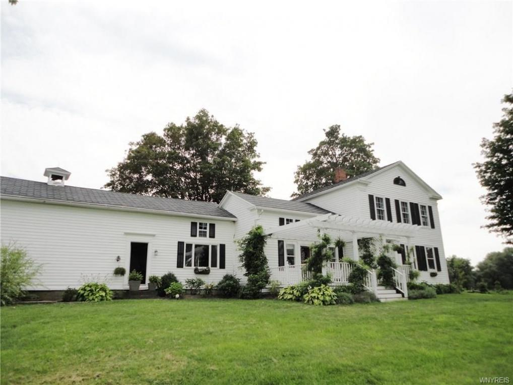 1788 Dunkley Road, Leicester, NY 14481