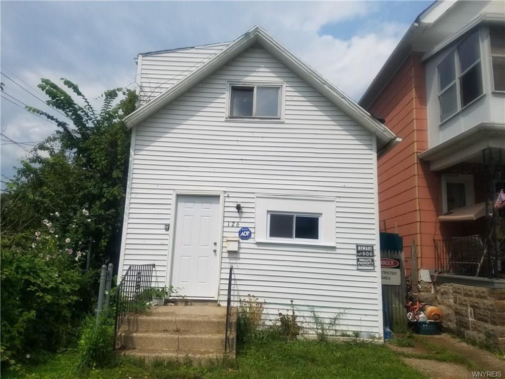 126 Breckenridge Street, Buffalo, NY 14213