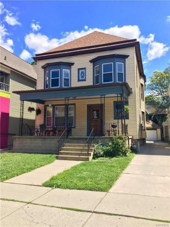 829 Elmwood Avenue #Lower, Buffalo, NY 14222