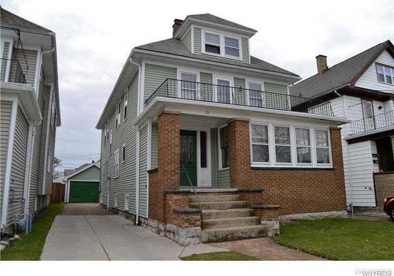 58 Henley - Lower, Buffalo, NY 14216