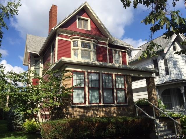 34 Richmond Avenue, Buffalo, NY 14222