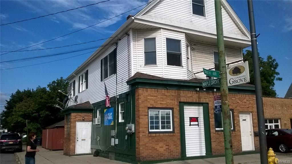 2847 South Park Avenue, Lackawanna, NY 14218