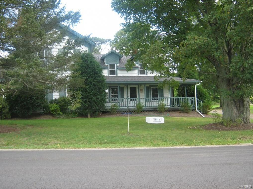 5754 Humphrey Road, Great Valley, NY 14741