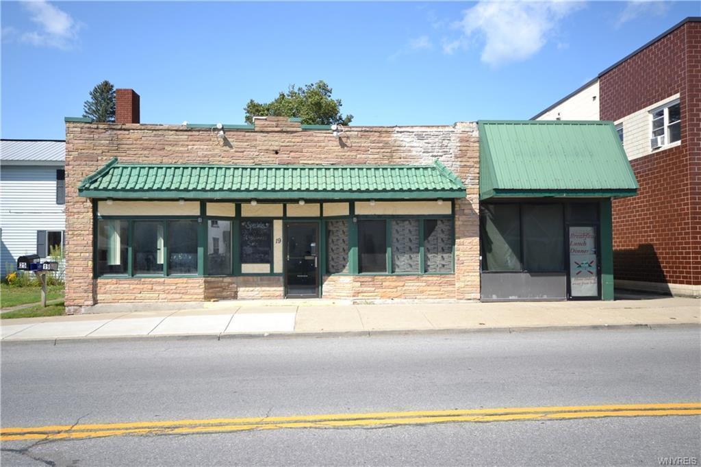 17 & 19 West Main Street, Concord, NY 14141