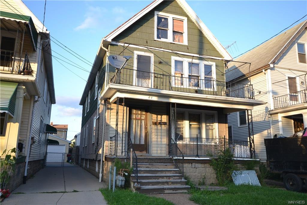87 Elgas Street, Buffalo, NY 14207