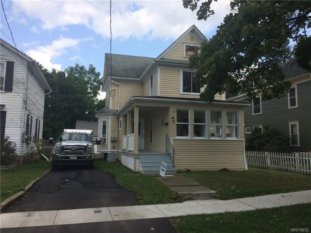 119 South 8th Street, Olean City, NY 14760