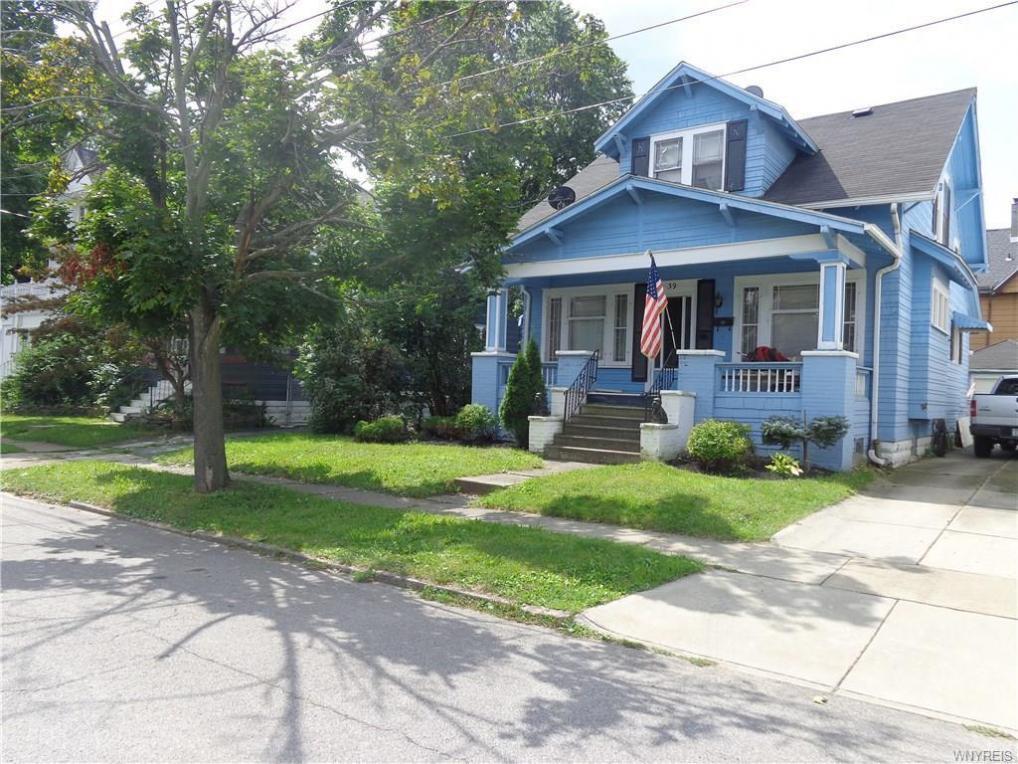 39 Junior Avenue, Buffalo, NY 14210