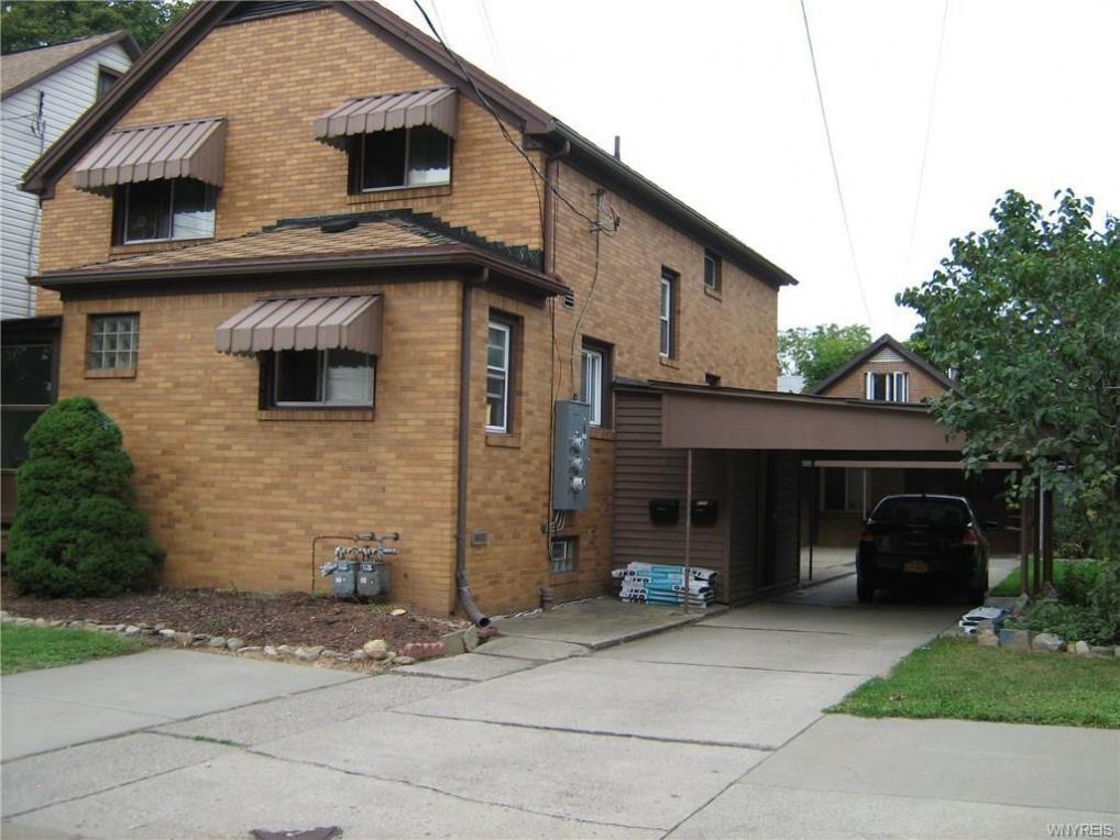 48 Melroy Avenue, Lackawanna, NY 14218