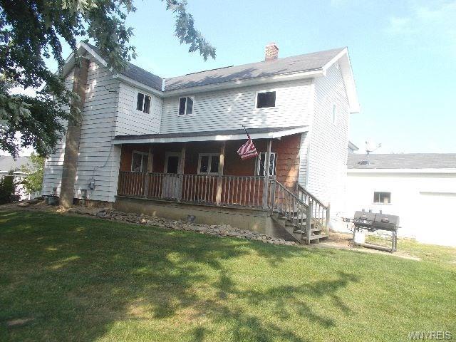 11128 West Perrysburg Road, Perrysburg, NY 14129