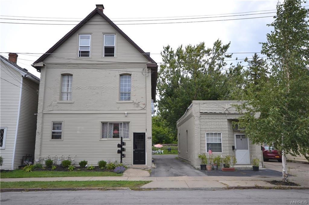 102 & 108 Main Street, Lancaster, NY 14043