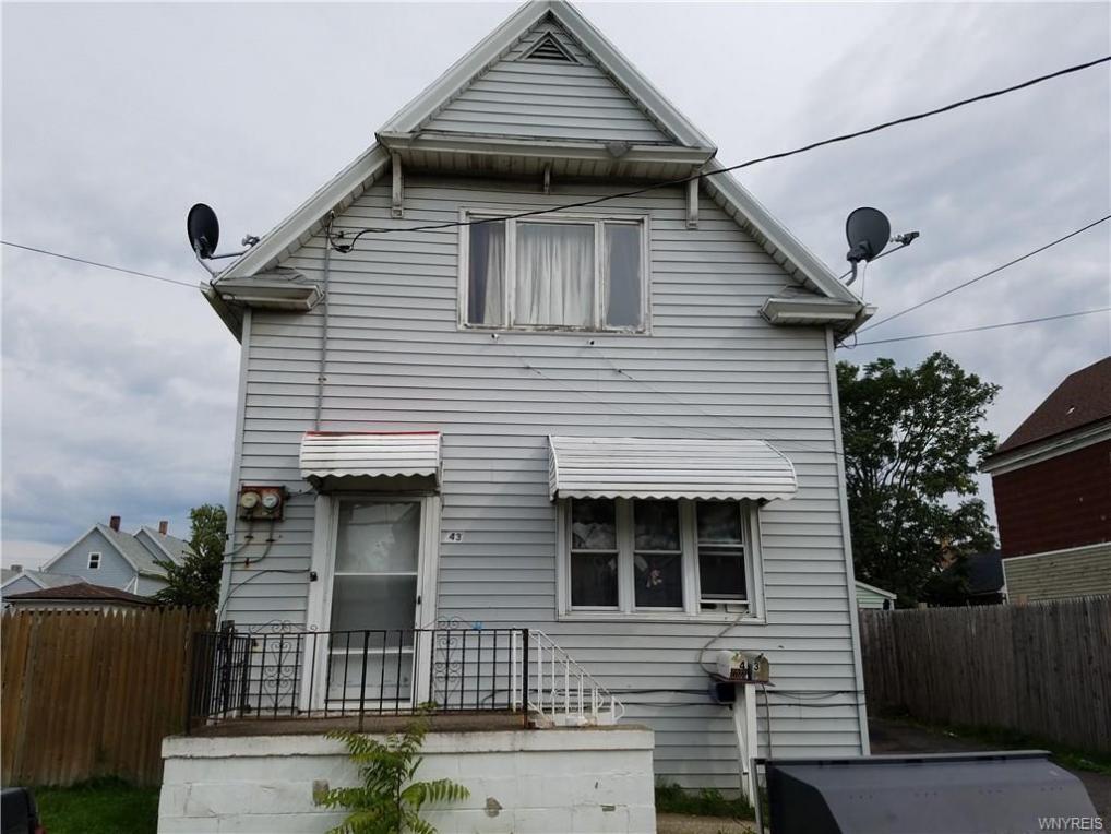43 Lewis Street, Buffalo, NY 14206