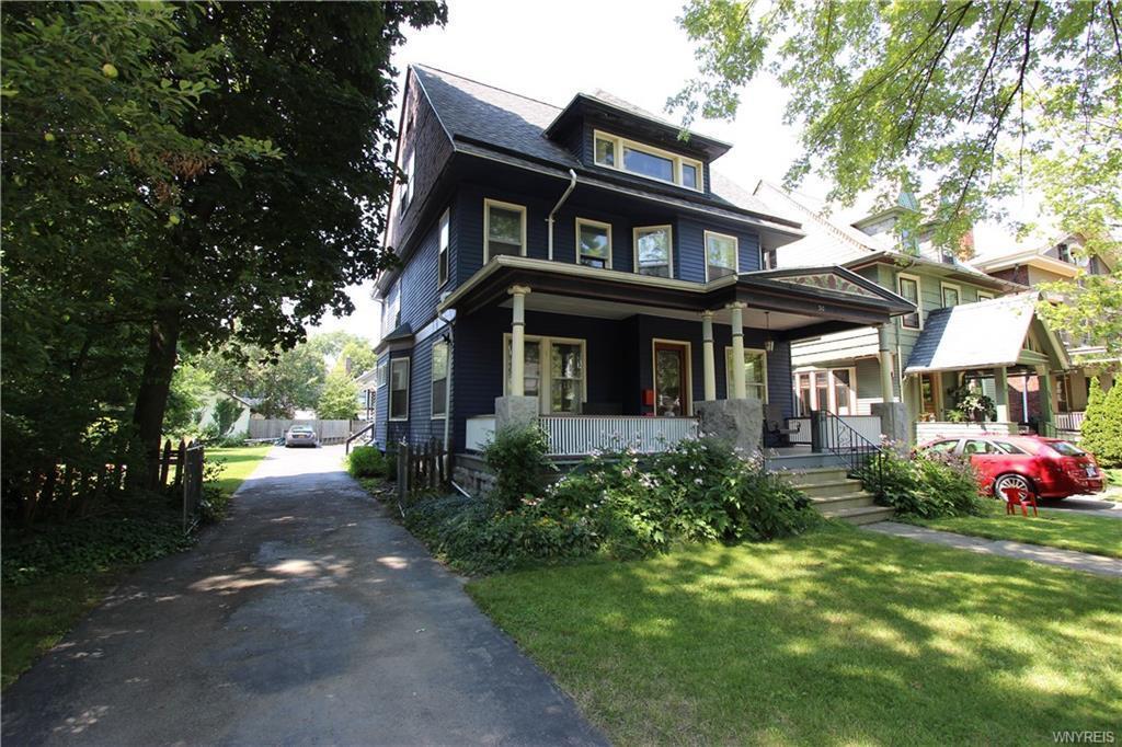 30 Brantford Place #Main House, Buffalo, NY 14222