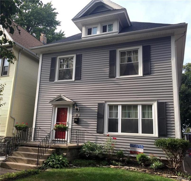 165 Saint James Place #Upper, Buffalo, NY 14222