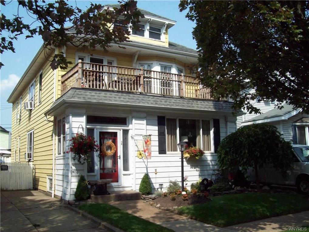 34 Stevenson Street, Buffalo, NY 14220