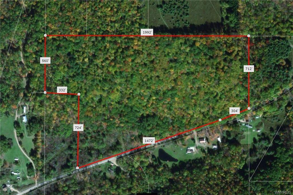 6718 Phillips Hill Road, Bolivar, NY 14715