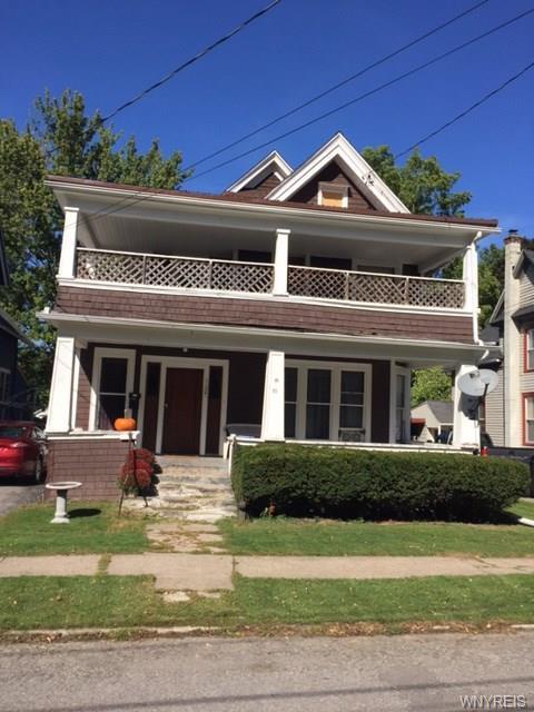 58 Oliver Street, Lockport City, NY 14094