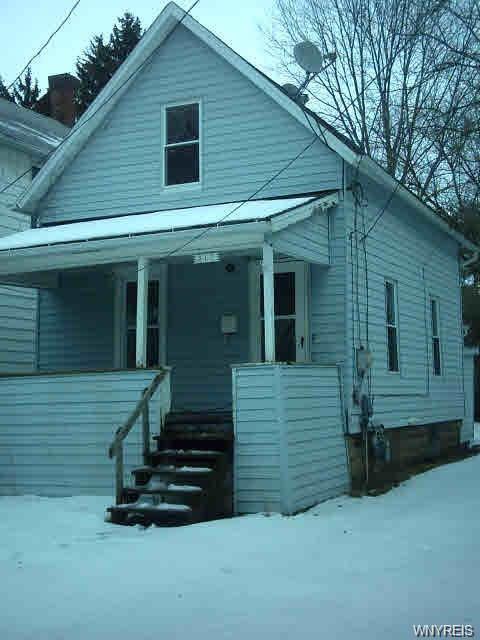 317 South 5th Street, Olean City, NY 14760
