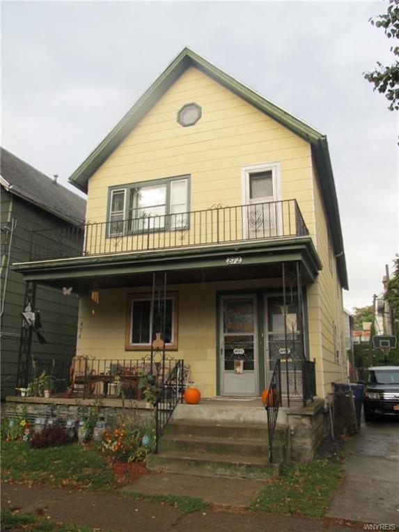 872 West West Ave, Buffalo, NY 14213