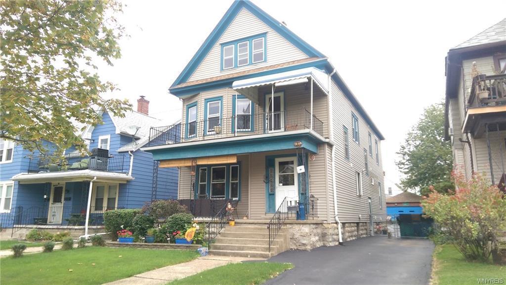 55 Virgil Avenue #Upper, Buffalo, NY 14216