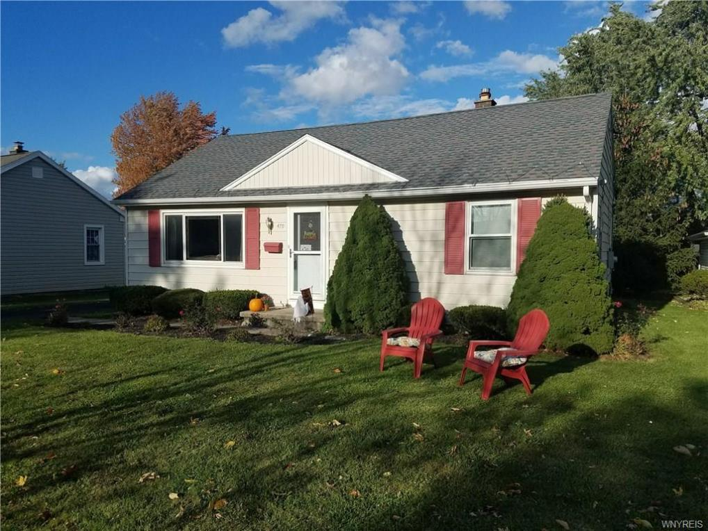 479 Lakewood Parkway, Amherst, NY 14226